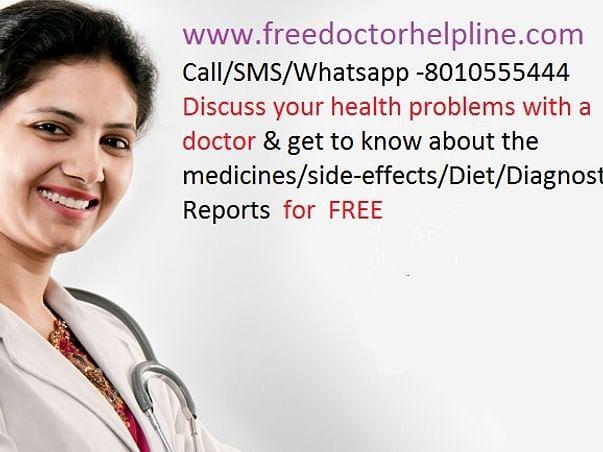 Support Free Doctor Helpline
