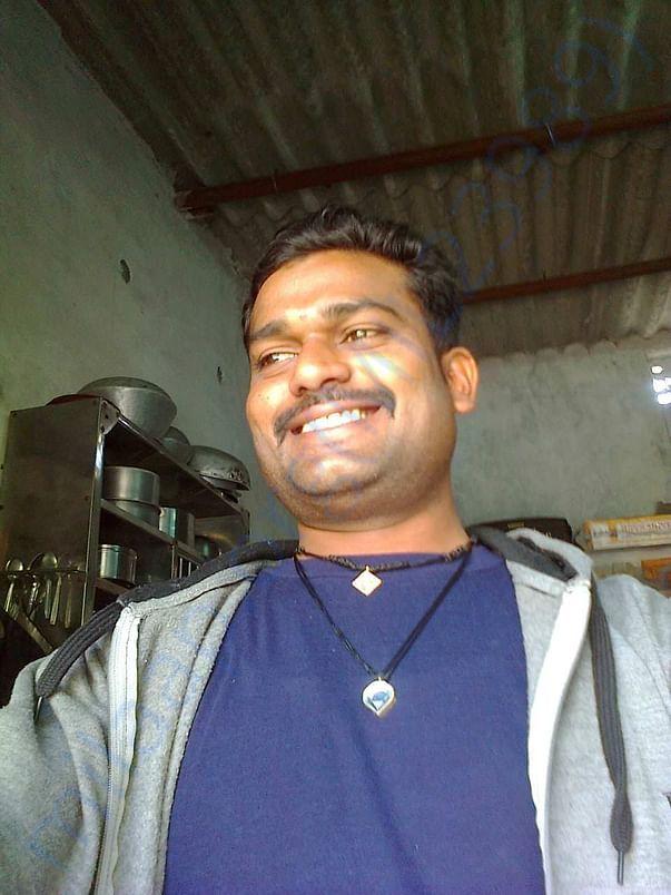 Happy Srinivas 3 yrs back