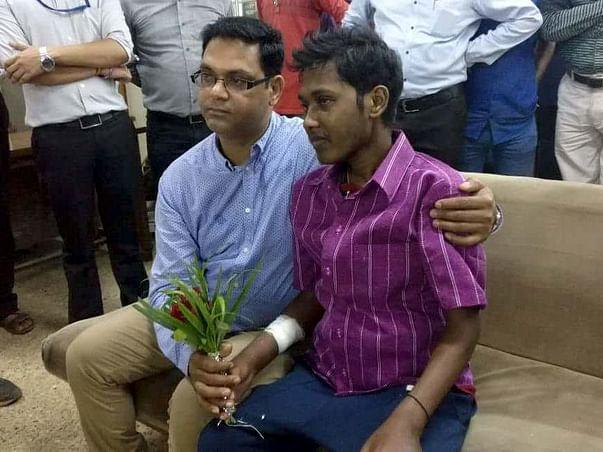 Help Sanjay Fight His Illness