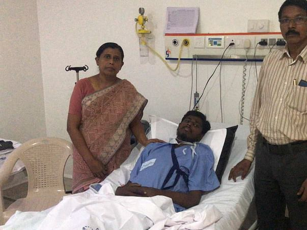 This 22-year-old Will Lose His Life Without a Kidney Transplant