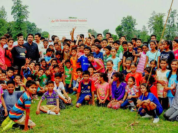 Help kids of Rishikesh to Start Sports Revolution in India