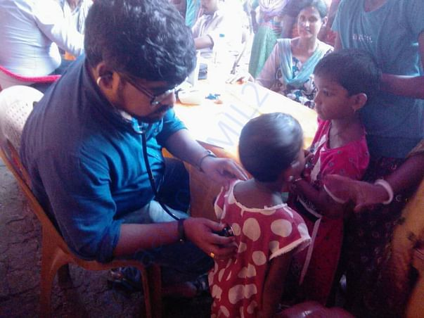 Medical Camp by ETERNAL BLISS in Horali