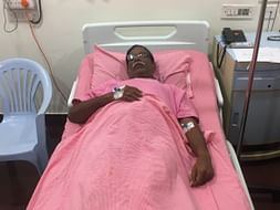 Need Financial Support for My Husband Baskhar Rao Liver Operation