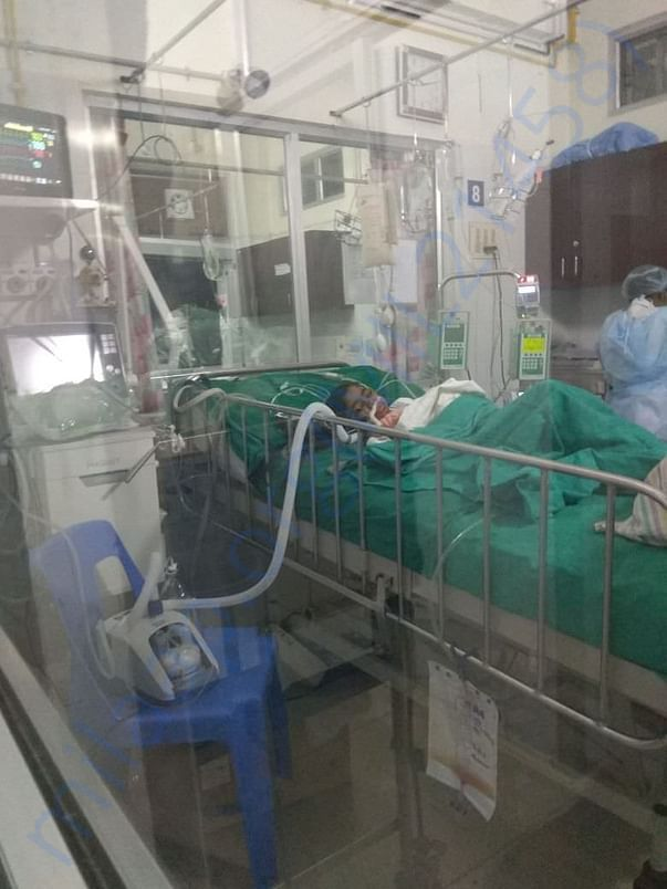Observation in ICU