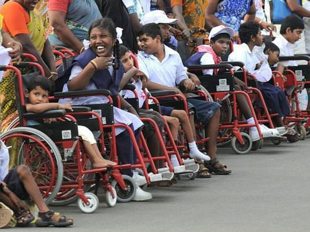 Help Disabled Students To Undergo Education