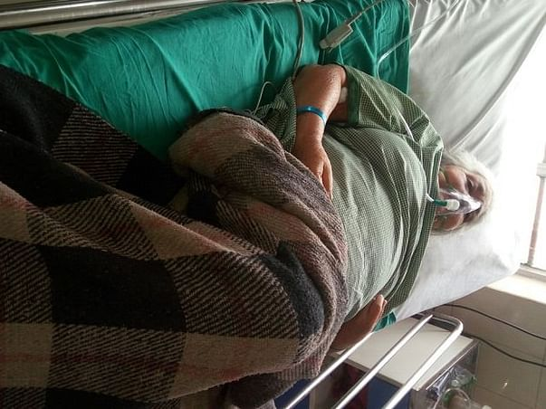 Help sharkinkda devi to save her life