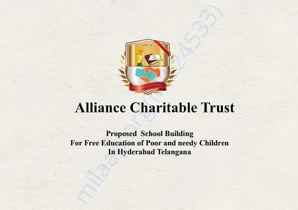 Proposed School Building for Free Education