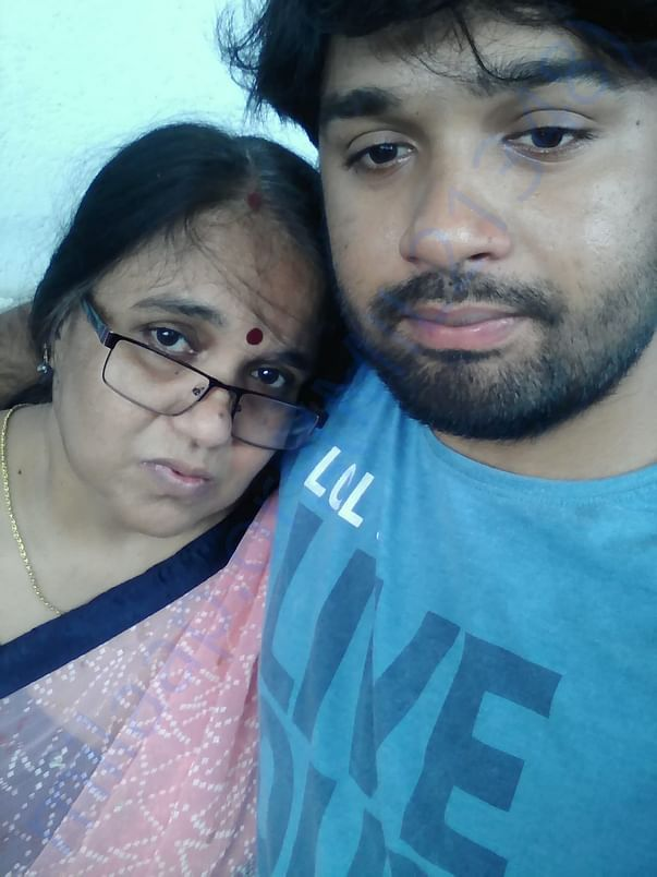 Me and mother