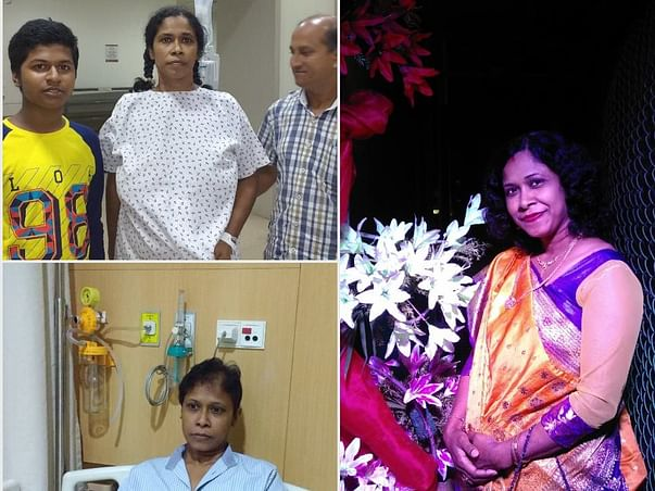 Help shampa to beat cancer and win the battle of Life
