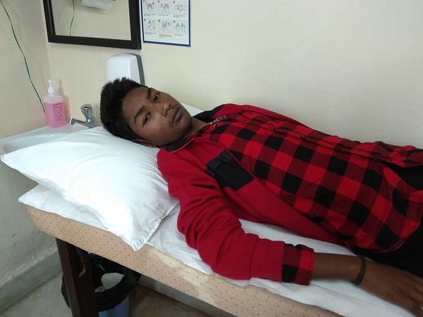 Help 14-year-old Lokesh fight a severe heart disease