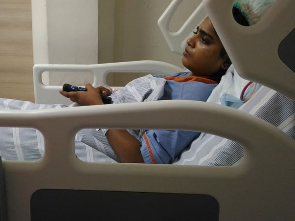 Help Hema Latha Fight With Brain Tumor Of Astrocytoma