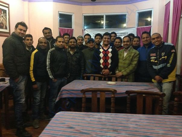 Workshop with citizens on Cyber Safety in Dharamshala, HP