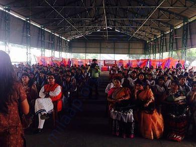 Workshop with Parents in Meerut, UP