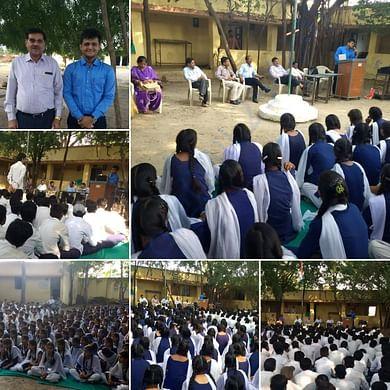 Workshop @ Govt. Higher Secondary School, Nagda (District Dhar, MP)