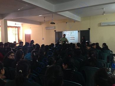 Workshop @ Pinewood School, Saharanpur, UP