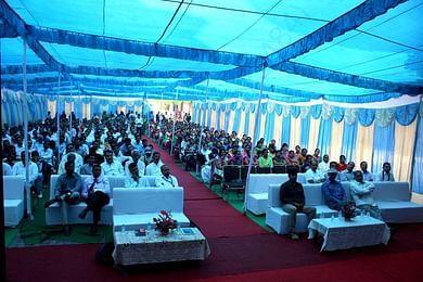 Workshop with Parents in Shamli, UP