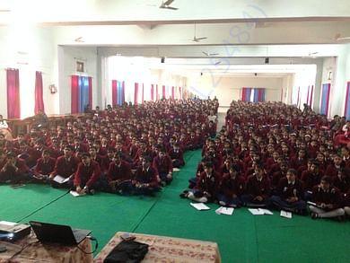 Workshop @ St. Joseph's, Gorakhpur, UP