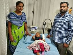1-year-old Srihitha has a severe liver disease and needs our help
