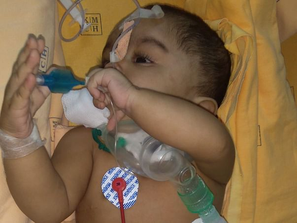 Help 9 Month Old Baby Danasri Fight Against Tracheostomy