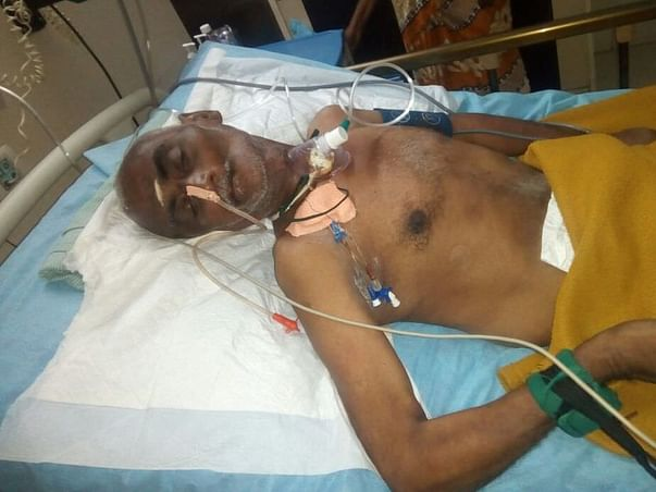 Donate Heartfully To Bring 56 Year Old Murugan Out Of Coma