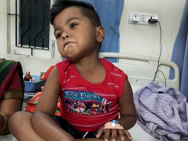 Please Help Baby Hari For His Kidney Transplant
