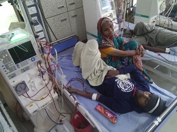 Students Raise Funds To Save Their Friend From Kidney Failure