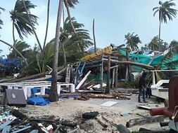 Cyclone Ockhi Relief and rehab for Lakshadweep Islands