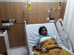 Priya might lose her vision due to a severe brain condition