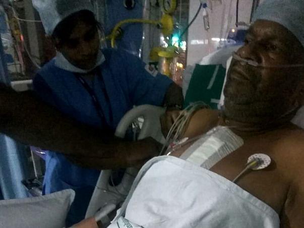 Help Ghanwate  to undergo heart surgery