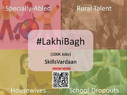 #LakhiBagh - Providing Sustainable Employment to 100k
