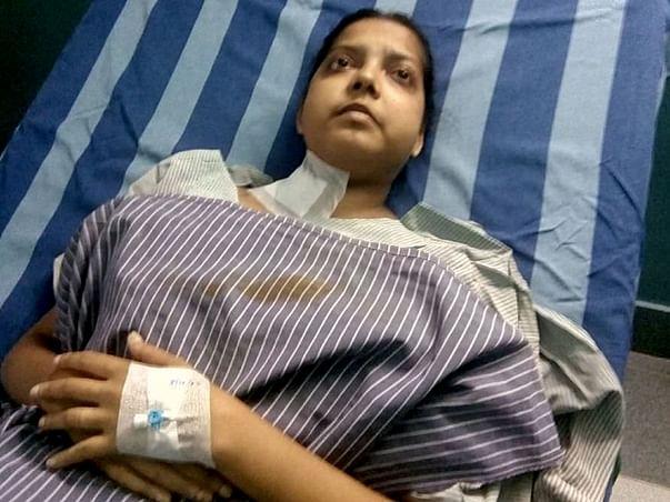 Help Asha For Kidney Transplantation