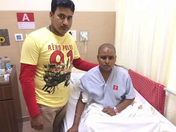 24-year-old Iti battles with cancer and needs our support