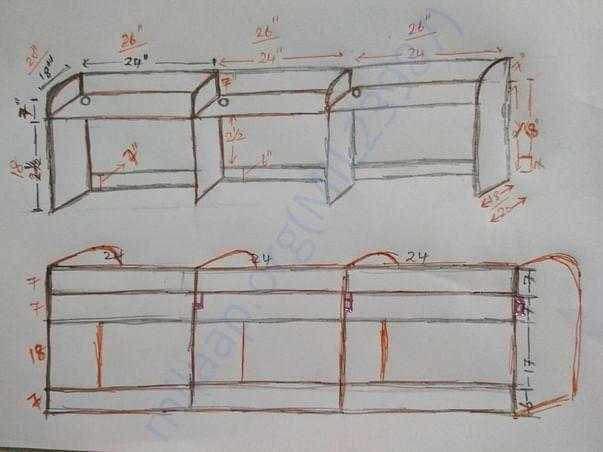 Draft workstation design