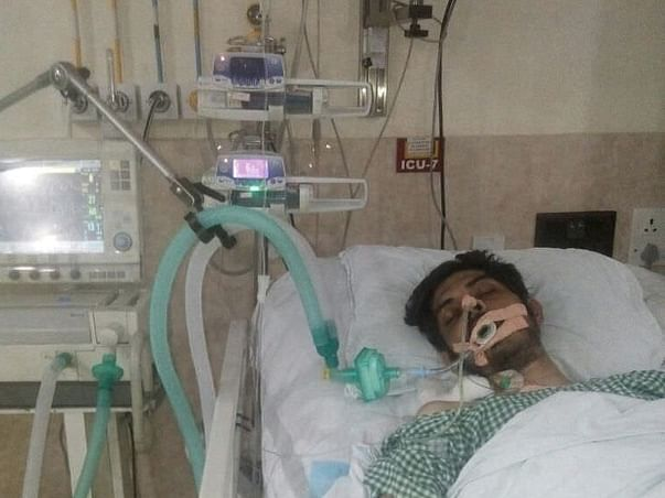 Help A Widow Save Her Only Son By Raising The Amount For Treatment