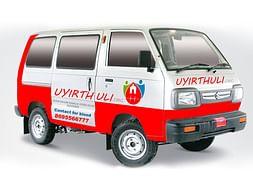 Help Uyirthuli Afford An Ambulance