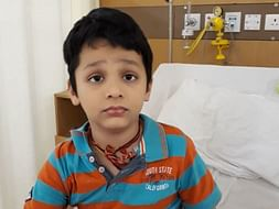 Donation for Daksh's  Bone Marrow Transplant Operation