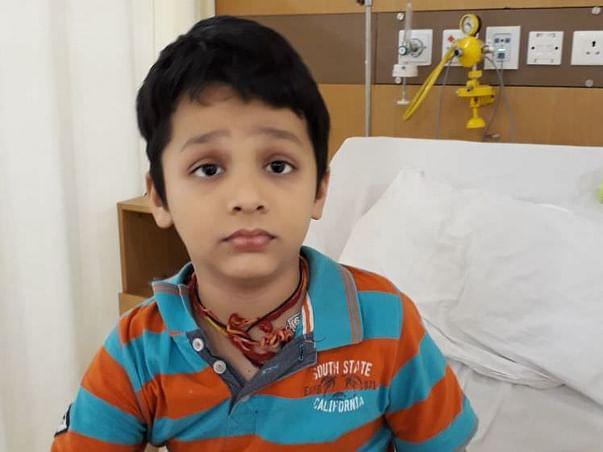 Donation for Daksh's  Bone Marrow Transplant Operation