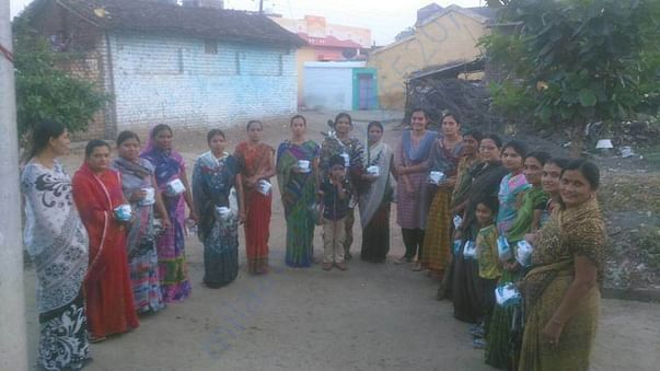 Distribution in Rural parts