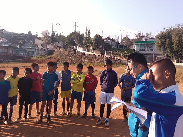 Support us  in setting up a coaching centre for the underprivileged