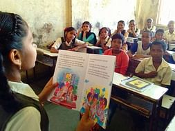 Help Children From Low Income Households Get Access To A Library