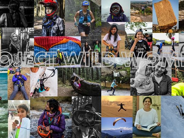 Project Wild Women:  A film on Indian Women Adventurers
