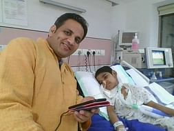 Help Anand To Fight Brain Tumor