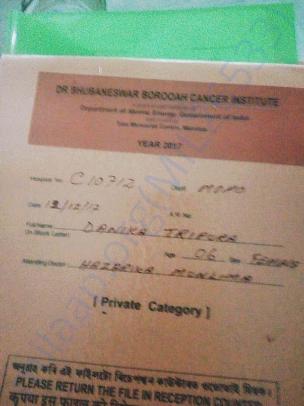 Hospital registration