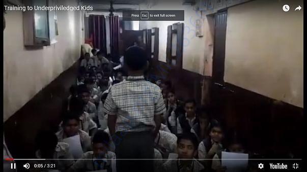 School Children English Speaking Workshop