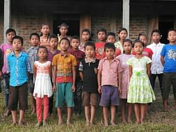 Help The Underprivileged Tribal Children of Conflict-Affected Areas