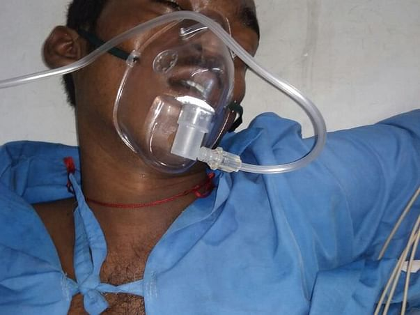 Help Vishal Recover From An Accident