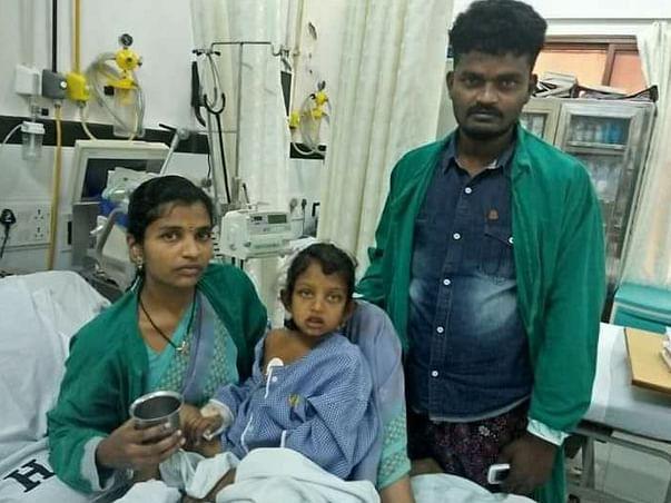 Help Dimple for her Liver transplantation