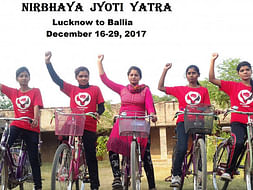 Awareness Campaign against Sexual Violence -  Nirbhaya Jyoti Yatra