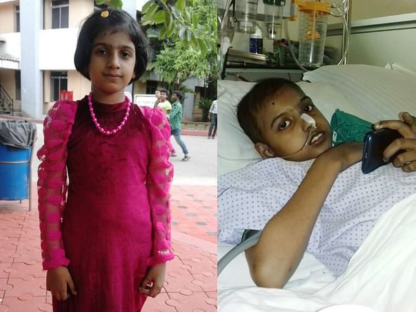 8-year-old Helen Needs Your Help to Fight Blood Cancer