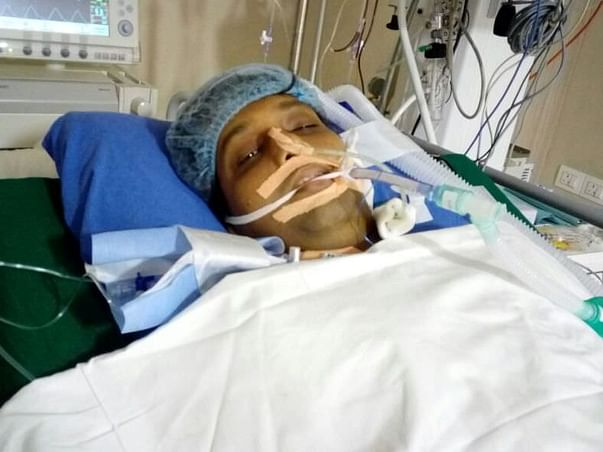 Help Shrikant to Combat Marfan Syndrome Critical Heart Redo Surgery